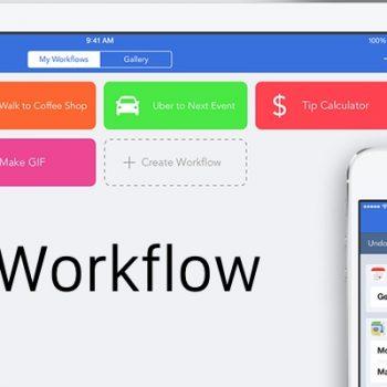 Workflow automatizacion ios