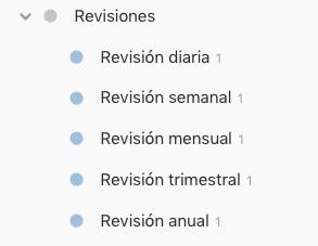 GTD-con-Todoist-Las-Revisiones-estructura