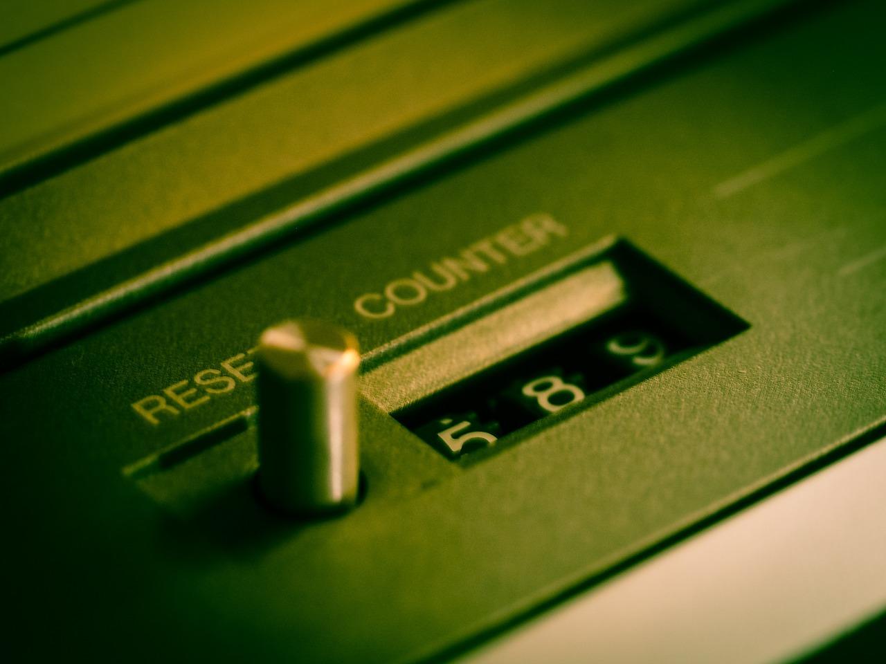 Reset sistema GTD