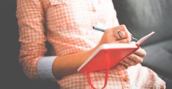 escribir un diario gtd