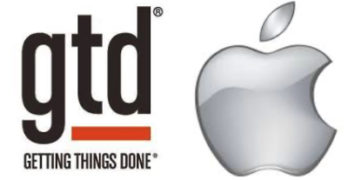 Sistema gtd en Apple intenciones