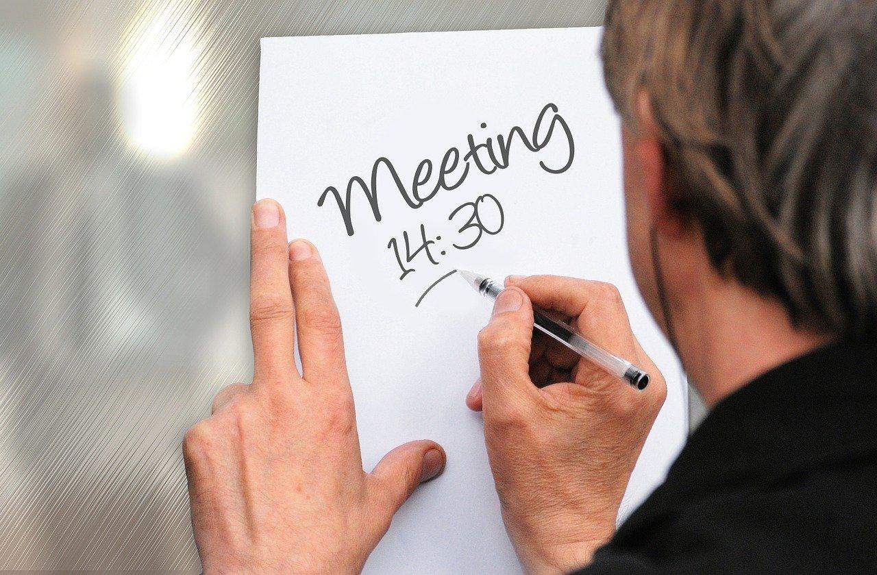 reuniones efectivas con GTD
