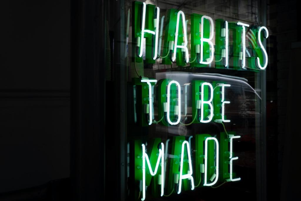 Hábitos a instaurar